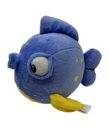 "Walt Disney Plush Doc McStuffins Squeakers the Fish Blue 6"" Stuffed Anim... - $12.50"