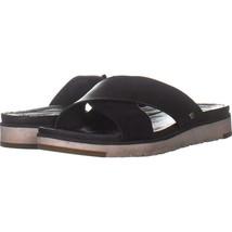 UGG Kari Slide Sandals 433, Black, 6.5 US / 37.5 EU - £25.01 GBP