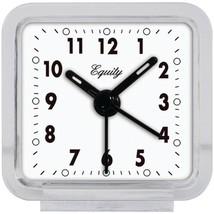 Equity by La Crosse 21038 Clear Quartz Alarm Clock - $27.51