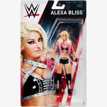 Alexa Bliss Action Figure WWE Series 85 Basic Series Mattel Sealed New - £13.07 GBP