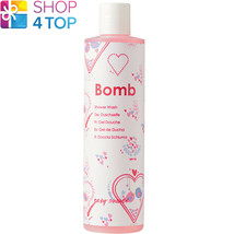 Baby Shower Shower Gel 300 Ml Bomb Cosmetics Chamomile Clary Sage Natural New - $11.77