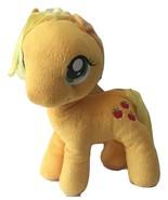 Hasbro 2013 My Little Pony Orange Apple Jacks Horse Plush Stuffed Animal... - $24.99