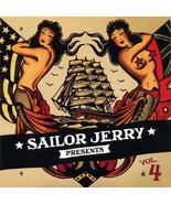 The Original Sailor Jerry Rum Presents Music CD Vol 4 NEW SEALED RARE OOP - $14.85