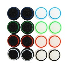 Thumb Stick Grips Caps Cover Replacement for PS4 PS3 PS2 Xbox One/360 /Game Cont image 1