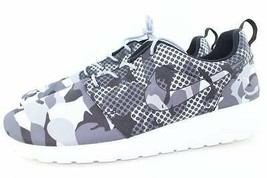 Nike Roshe Run Print Men Size 13.0 Summit White New Rare Authentic Comfo... - $118.79