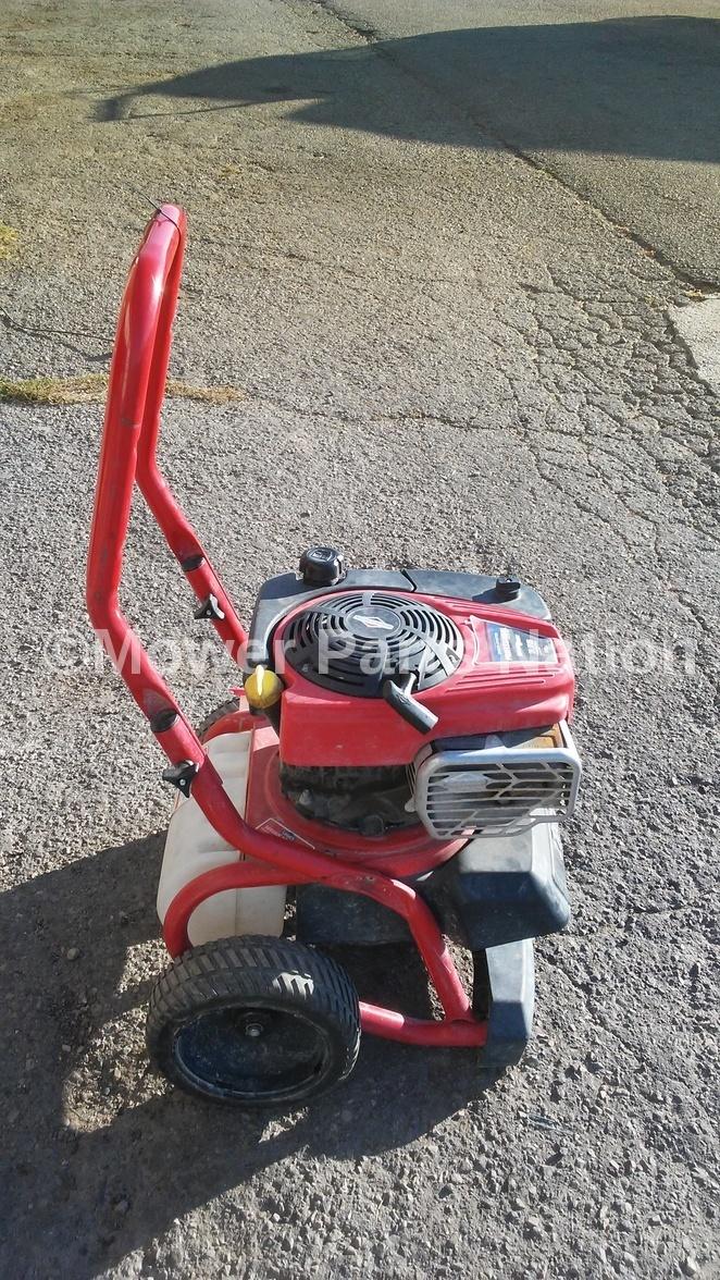 Replaces Troy Bilt Model 020414 Pressure Washer Carburetor