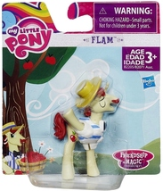 My Little Pony Flam Friendship is Magic Collection 2 inch pony figure - $93,60 MXN