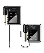 Donner Rechargeable Wireless Guitar System DWS-2 Digital Guitar Bass Aud... - $76.02