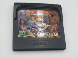 Streets of Rage (Sega Game Gear, 1992) - $17.99