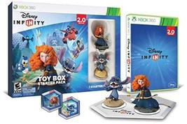 Disney INFINITY: Toy Box Starter Pack (2.0 Edition) - Xbox 360 [Xbox 360] - $20.01
