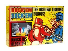 Rock'em Sock'em Robots by Mattel Vintage Original Box 1966 Classic Game ... - $74.99
