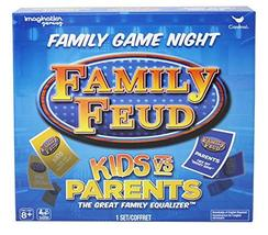 Cardinal Family Feud Parents Vs Kids Edition Game - $23.73