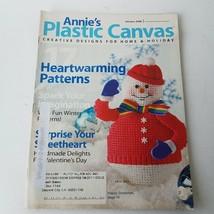 Annies Plastic Canvas Magazine January 2008 Volume 20 No. 1 Issue No. 114 - $8.24