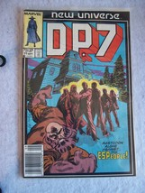 D.P. 7 # 11 (September 1987, Marvel) - $2.69