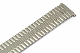 16-21mm Extra Long Silver Expansion Stretch Watch Band Strap CHOOSE YOUR... - $24.99