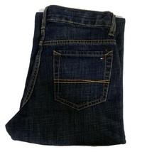 Tommy Hilfiger Boys Denim Jeans Straight Leg Adjustable Waist Size 12 - $24.75