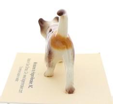 Hagen-Renaker Miniature Ceramic Cat Figurine Calico Prowling image 4