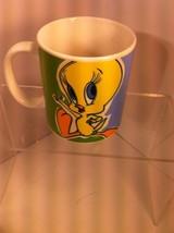 TWEETY BIRD COFFEE MUG--WARNER BROS STUDIO STORE--1995----FREE SHIP--VGC - $12.96