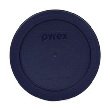 Pyrex Blue 3 Cup Round Storage Cover #7401-PC for Glass Bowl - $5.89