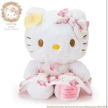 Hello Kitty meets LAURA ASHLEY Plush Doll Couture Rose 2016 Sanrio Japan F/S - $112.69