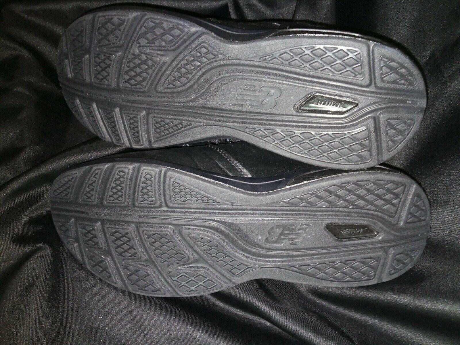 New Balance Womens Black Walking Shoes Sneakers 11 B WW813HBK