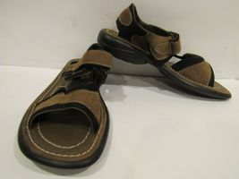 Shoes Men's EU Comfort 43 10 Size Faro Brown US Sandals xAxvRq