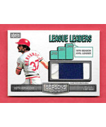 2019 Keith Hernandez Hits Memorabilia Seasons Relic 2/5 - St. Louis Card... - $23.74
