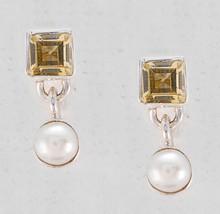 splendiferous Multi 925 Sterling Silver Multi Earring Natural jewelry CA... - $11.05