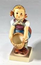 Hummel Goebel Figurine, Little Helper, Initialed, #73, TMK5, (1972-79) - $34.97