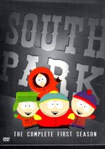 South Park - The Complete First Season (DVD, 2004, 3-Disc Set)  - $9.95