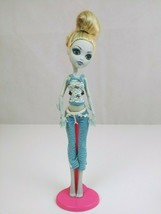"""Monster High 11"""" Doll Dead Tired Lagoona Blue With Accessories - $19.24"""
