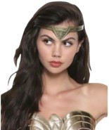 DC Comics Wonder Woman Burnished Gold Tone Tiara Cosplay Halloween - €24,53 EUR