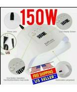 SUN X5Plus 150W Nail Lamp UV LED Lightl Nail Dryer Gel Machine Curing, U... - $232.65