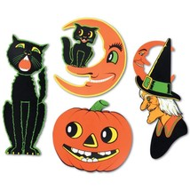 Halloween Cutouts High Quality And Great Value Party Item For Festive Oc... - ₨852.88 INR