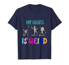 Teacher Style - My Grass is Weird Funny Bluegrass Music Shirt Men - $19.95+