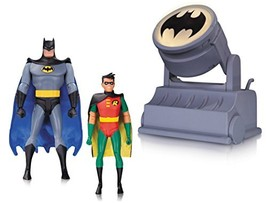 DC Collectibles Batman The Animated Series Batman & Robin Action Figure ... - $165.74
