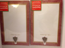 Amscan Christmas Party Printable Invitations 24 ct. Milton Keynes Englan... - €5,22 EUR
