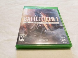 Battlefield 1 Early Enlister Deluxe Edition Microsoft Xbox One - $10.79