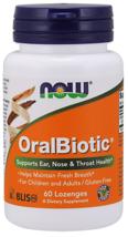 OralBiotic Now Foods 60 Lozenge - $23.40