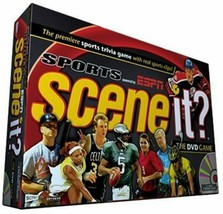 Scene It? Sports Powered by ESPN **USED** - $21.00