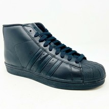 Adidas Originals Pro Model Triple Black D69361 Junior Big Kids Sneakers - $57.95