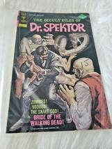 Vintage Dr. Spektor Comic Book #17 (1970's) - $11.77