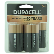 Duracell D Batteries Pack of 4   - $17.11