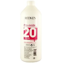 Redken Pro-Oxide Cream Developer 20 Volume 1 lt. by Redken - $18.06