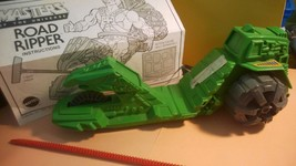 Masters of the Universe Road Ripper with Instructions - $30.00