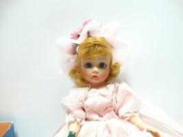 "1988 Madame Alexander Portrette Flower Girl 10"" Doll #1122 w/Box VGC - $24.19"
