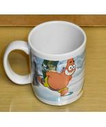 2007 Spongebob Squarepants 4in Ceramic Mug - $5.93