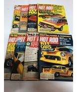 Hot Rod Magazine 1970s and 1980s original Rare lot of 8 - $18.69