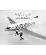 Douglas DC-3 Continental Airlines 1/100 Scale Model by Flight Miniatures - $29.69