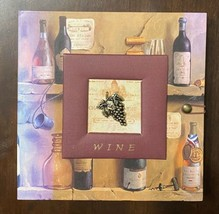 Wine Journal And Gallery Collection Book Set - New Seasons - Really Nice! - $18.32